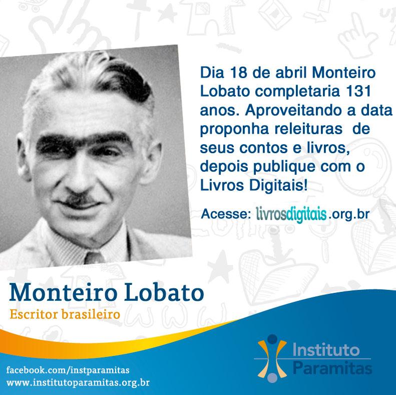Atividade Monteiro Lobato