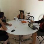Reunião com o Colectivo Obreras Insumisas.