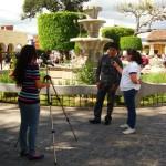 Produção do vídeo participativo